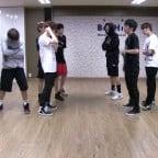 BTS 방탄소년단 팔도강산(Paldogangsan) Dance practice