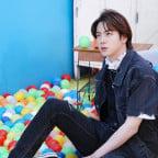 BTS Permission to Dance Photo Sketch - Jin