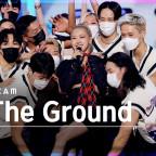 [앵콜캠4K] 로제 'On The Ground' 인기가요 1위 앵콜 직캠 (ROSÉ Encore Fancam)   @SBS Inkigayo_2021.03.28.