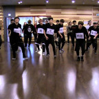 BTS 방탄소년단 SBS 가요대전 performance practice
