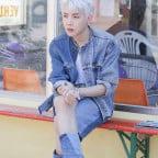 BTS Permission to Dance Photo Sketch - J-hope