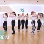 핫이슈 (HOT ISSUE) '그라타타 (GRATATA)' Dance Practice