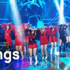 PIXY(픽시) - Wings(날개) @인기가요 inkigayo 20210228