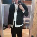 Taehyun Mirror Selfie 11