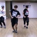 BTS (방탄소년단) Dance break Practice