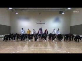 BTS (방탄소년단) 'Not Today' Dance Practice